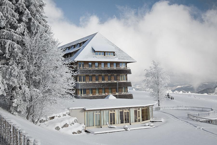 Hotel Fotografie Halde Schauinsland